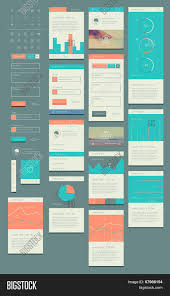 Flat UI Kit Web Mobile, UI Design Vector & Photo | Bigstock Design Decisions Should You Put A Mobile Screenshot On Your Telecom Italia Group Obgyn Website Medical Site Solutions Tablet Web Template Html5 Css3 Templates Fastapps Creative Apps Psd By Blogfair Themeforest Interactive Marketing Enterprise Company Nj Ny 3 Facts About Ecommerce Responsive Design You Need To Know Graphic New Plymouth Taranaki Filament Page Contests Need For