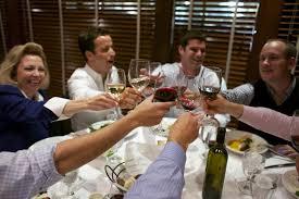 Guests At Grill 23 Bar