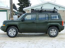 Anybody Got A Roof Rack... - Page 2 - Jeep Patriot Forums | Lifted ...