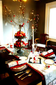 Round Kitchen Table Decorating Ideas by Christmas Round Table Decorations Rainforest Islands Ferry
