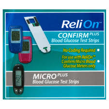 Confirmed Halloween Candy Tampering by Relion Confirm Micro Plus Blood Glucose Test Strips 20 Count
