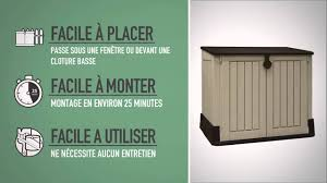 Keter Woodland Storage Box by Keter Store It Out Midi Fr Youtube