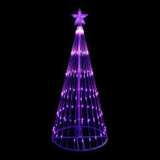 4 Ft Pre Lit Led Christmas Tree by Shop Northlight Lb International Pre Lit Tree With Multi Function