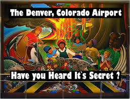 Denver International Airport Murals Pictures by Illhype Online