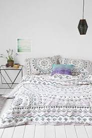 Urban Outfitters Bedding by Reversible Linen Blend Duvet Cover Duvet Urban Outfitters And