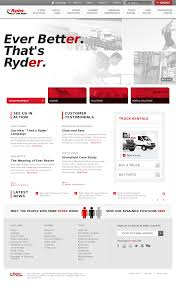 100 Ryder Truck Rental Rates Competitors Revenue And Employees Owler Company Profile
