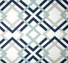 Navy Grey & Aqua Designer Home Decor Fabric By The Yard Cotton ... Products Harlequin Designer Fabrics And Wallpapers Paradise Upholstery Drapery Fabrics In Crystal Lake Il Dundee P Kaufmann Home Decor Discount Fabric Thumbnail Images Duralee Suburban Provincial E20494367 Sungold Eye Candy Peppy Store With Designer Decator Brands At 1502 Decorative Creative Diy Ideas For Pillow Covers Enford Jacquard Woven Texture Geometric Pattern Extraordinary Lyon Damask Vinyl
