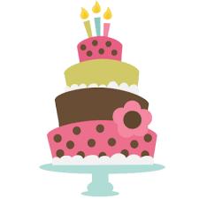 Sour Cherry Birthdaycake Cake Candles Clipart birthday cake PNG