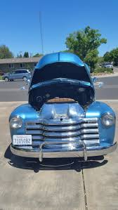 1951 Used Chevrolet 5 Window Pickup At WeBe Autos Serving Long ...