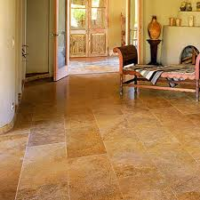 tumbled travertine versailles pattern pattern honed
