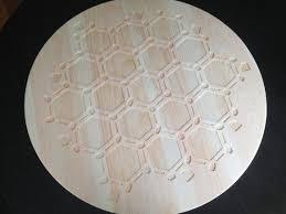 Settlers Of Catan Game Board Wooden Tile Holder By FinallySettled