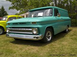 Cars: 1965 Chevrolet Panel Truck, Picture Nr. 25614