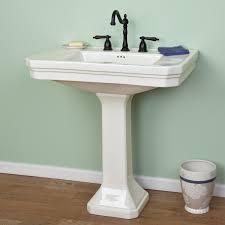 Kohler Memoirs Pedestal Sink 30 by Kacy Porcelain Pedestal Sink Pedestal Sink Pedestal Sink