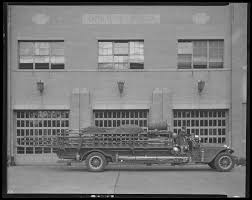 100 Classic Truck Central Fire Station Lexington Fire Department Exterior With