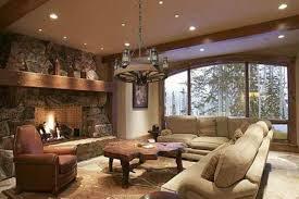Living Room Rustic Paint Colors