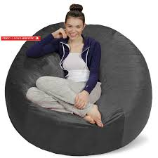 Bean Bags Gray Stripes TOUCH-RICH Stuffed Animal Storage ... Jaxx Nimbus Large Spandex Bean Bag Gaming Chair The Best Chairs For Your Rec Room Dorm Covgamer Recliner Beanbag Garden Seat Cover For Outdoor And Indoor Water Weather Resistantfilling Not Included Oversized Solid Green Kids Adults Sofas Couches By Lovesac Shack Bing Comfortable Sofa Giant Bean Bag Chairs Chair Furry Wekapo Stuffed Animal Storage 38 Extra Child 48 Quality Ykk Zipper Premium Cotton Canvas Grey Fur Luxury Living Couchback Rest Sit Beds Buy Lazy Bedliving Elegant Huge Details About Yuppielife Couch Lounger