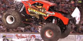 Monster Jam Quietly Removes All Gun-related Images, Names From ... New Orleans La Usa 20th Feb 2016 Gunslinger Monster Truck In Southern Ford Dealers Central Florida Top 5 Monster Truck Image Tuscon 022016 Posocco 48jpg Trucks Wiki News Tour Of Destruction Tour Of Destruction Freestyle Jam World Finals 2002 Youtube Jan 16 2010 Detroit Michigan Us January