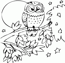 Animal Coloring Pages For Kids To Print Out