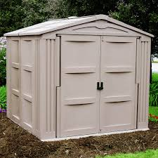 Suncast Vertical Shed Manual by Outdoor Attractive Rubbermaid Shed For Outdoor Storage Idea