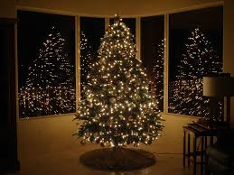 Artificial Layered Noble Fir Christmas Tree by Noble Fir Christmas Trees Balsam Hill