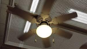Ceiling Fan Light Flickering Hampton Bay by Ceiling Fan U0026 Light Display At Home Hardware Youtube
