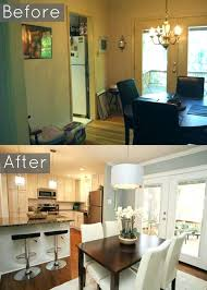Living Room And Kitchen Combined Paint Colors
