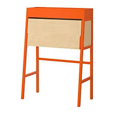 ikea ps 2014 bureau ikea ikea ps 2014 bureau orange birch veneer 90x127 cm