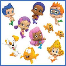 Bubble Guppies Cake Toppers by Bubble Guppies Birthday Cake Topper Bubble Guppies Birthday Cake