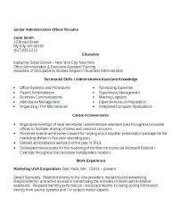 Resume Now App Administration Manager Sample Buy This Admin Examples