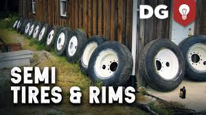 100 Cheap Semi Truck Tires How To Restore Pitted Rims YouTube