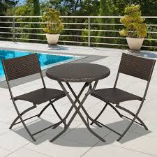 Patio Bistro 240 Assembly Instructions by Mainstays Wentworth 3 Piece High Outdoor Bistro Set Seats 2