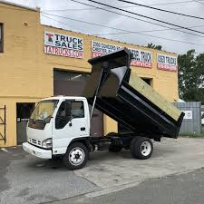 GMC W5500 Contractor Dump Body - TA Truck Sales Inc.