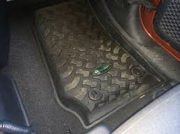 Quadratec Floor Mats Vs Weathertech by Quadratec Floor Mats Jeep Wrangler Forum