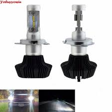 hb2 h4 high low beam car led headlight bulbs conversion kit 120w