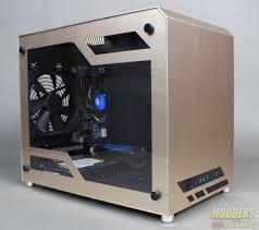 Lian Li Computer Desk by Lian Li Pc Q10 Case Review Modders Inc Proclockers