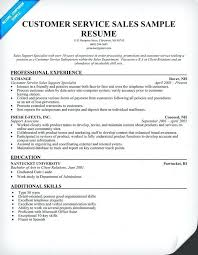 Customer Service Sales Resume Headline Examples For Elegant 15 Best Images About