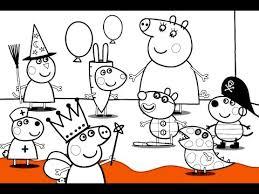 Peppa Pig Fancy Dress Party
