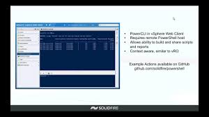 Webinar - Managing SolidFire With PowerShell In A VMware ... Private Cloud Hosting And Dicated Solutions Prominicnet How To Enable Ssh Remote Access On A Vmware Vsphere Hypervisor Core Four Visibility Of Private Services The Public Unable To Open Console Vm From Client Corpi Db Uses Virtucache Improve Performance Equallogic Up Time On Every Alto Customers Can Now Monitor Rkspacehosted With Php The Vcloud Api Provider Cisco Nexus 1000v Installation Upgrade Guide Release 521 How Get Intel I354 Avoton Rangeley Adapter Working Esxi 55 Install Sver In Hetzner Hosting Provider