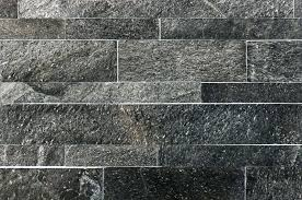 Grey Slate Wall Tile Download Black Or Dark Stone Tiles Texture Stock Image