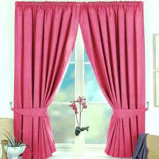 Blackout Curtains Burlington Coat Factory by Decoration Popular Wing Scarf Double Red Curtains Layout For