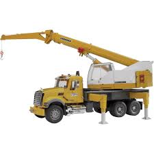 100 Bruder Mack Granite Liebherr Crane Truck Toys Wwwkotulascom