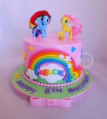 My Little Pony Cake My Cakes 2017 Pinterest