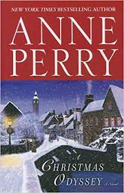 A Christmas Odyssey Thorndike Press Large Print Basic Anne Perry