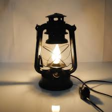 Antique Kerosene Lanterns Value by Light At Home Lamp Vintage Kerosene Lamp Lantern Power Supply Plug