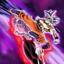 Jiren Full Power Vs Goku Migatte No Gokui Perfect