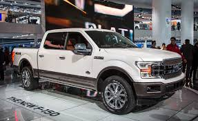 100 New Ford Pickup Truck 2018 F150 Revealed With Diesel Power 8211 S 8211 Car