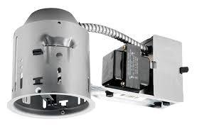 Juno Lighting TC44R 4 Inch TC rated Low Voltage Remodel Recessed
