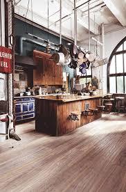 Attic Kitchen Ideas 20 Loft Kitchen Design Ideas Decoholic