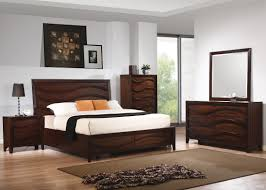 Oak Contemporary King Bedroom Sets Modern Contemporary King