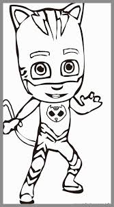 Pj Mask Coloring Pages Admirable Masks Is Ready Printable
